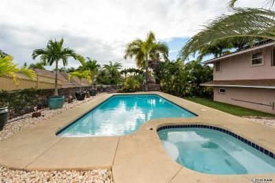 Single Family Home For Sale: 30 Ponana St