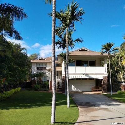 Single Family Home For Sale: 16 Hoohale St