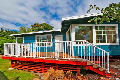 Kihei HI Single Family Home For Sale: $795,000
