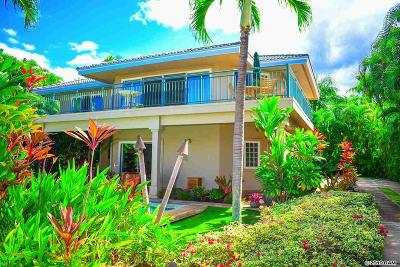 Kihei HI Single Family Home For Sale: $1,980,000