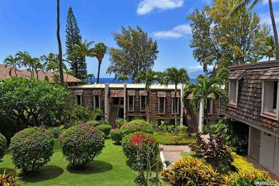 Lahaina HI Condo/Townhouse For Sale: $950,000