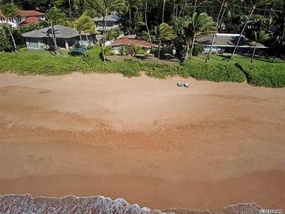 Kihei HI Single Family Home For Sale: $12,500,000