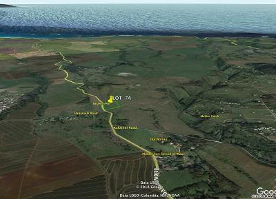 Makawao HI Residential Lots & Land For Sale: $630,000
