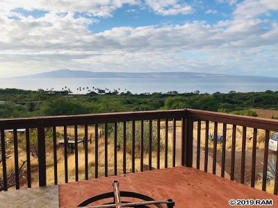 Maui County Single Family Home For Sale: 315 Onioni Dr