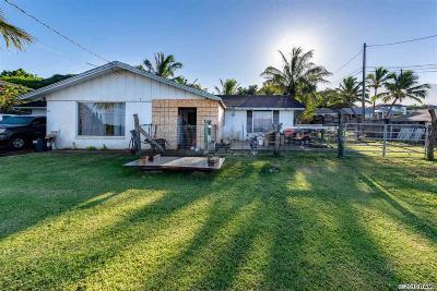 Makawao Single Family Home For Sale: 235 Elilani St