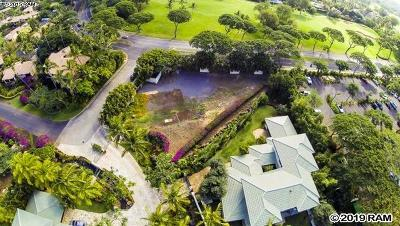 Residential Lots & Land For Sale: 11 Malukai Ln #Lot 1