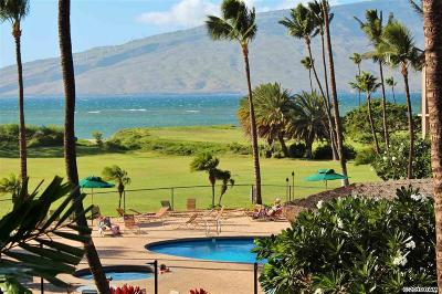 Condo/Townhouse For Sale: 940 S Kihei Rd #305C