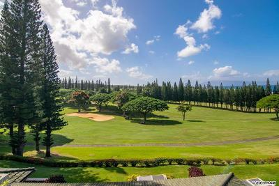 Condo/Townhouse For Sale: 500 Kapalua Dr #12V1