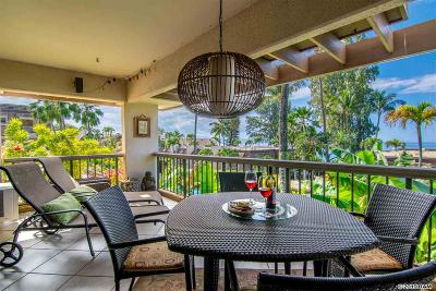 Condo/Townhouse For Sale: 4007 Lower Honoapiilani Rd #113
