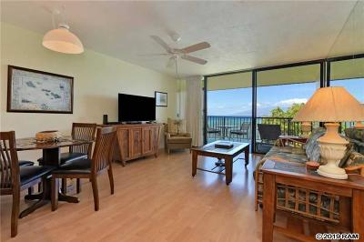 Condo/Townhouse For Sale: 4471 Lower Honoapiilani Rd #414