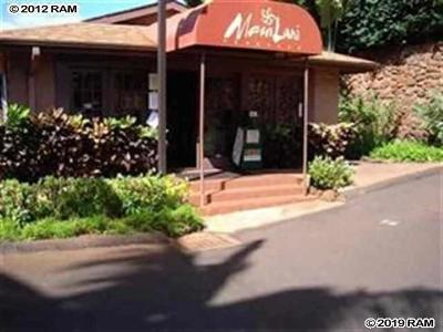 Condo/Townhouse For Sale: 3740 Lower Honoapiilani Rd #B102