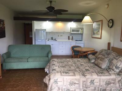 Maui County Condo/Townhouse For Sale: Kepuhi #1155 Pl #1155