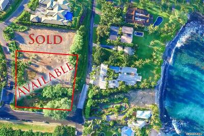 Maui County Residential Lots & Land For Sale: 10 Ualei Pl