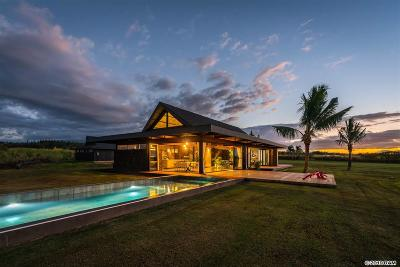 Haiku Single Family Home For Sale: 2245 Hana Hwy