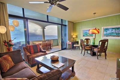 Lahaina HI Condo/Townhouse For Sale: $1,299,000