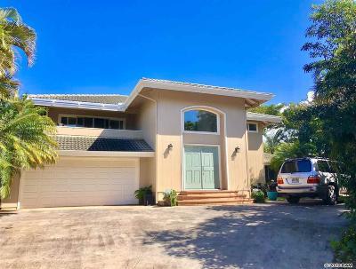 Single Family Home For Sale: 85 Kepola Pl