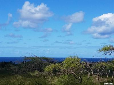 Maui County Residential Lots & Land For Sale: 139 Ahiu Rd #Lot 139