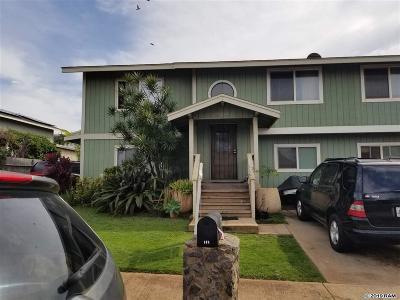 Single Family Home For Sale: 504 Kaiolohia St