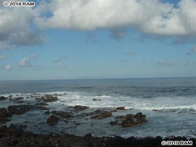 Maui County Residential Lots & Land For Sale: 199 Pohakuloa Rd