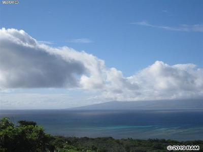 Maui County Residential Lots & Land For Sale: Ulua Rd #Kawela L