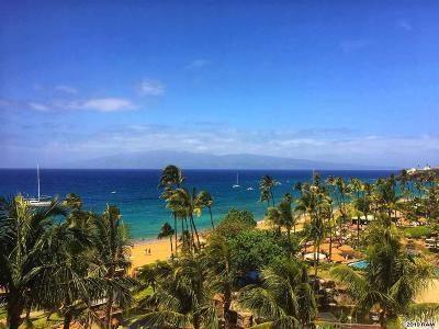 Kaanapali Alii Condo/Townhouse For Sale: 50 Nohea Kai Dr #1-801
