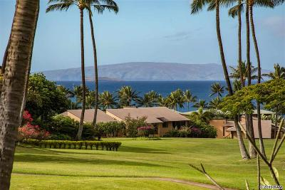 Maui County Condo/Townhouse For Sale: 3300 Wailea Alanui Dr #34A