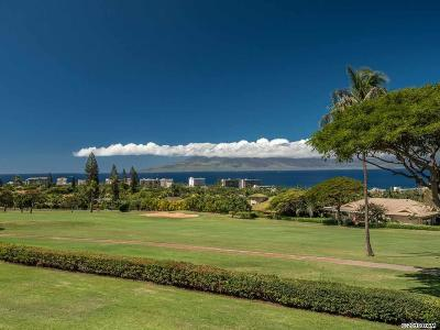 Lahaina HI Condo/Townhouse For Sale: $1,100,000