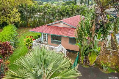 Makawao Single Family Home For Sale: 748 Ponoi Pl #G