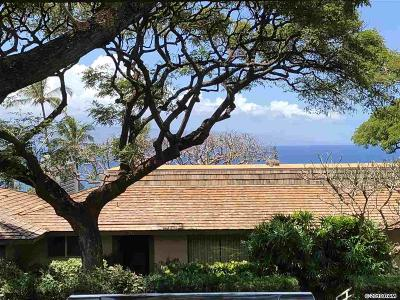 Lahaina HI Condo/Townhouse For Sale: $699,000
