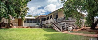 Multi Family Home For Sale: 34 Iliahi Pl