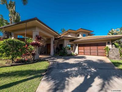 Single Family Home For Sale: 326 Kainoe St