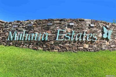 Residential Lots & Land For Sale: 520 Mahana Ridge St #32