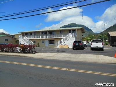 Wailuku Condo/Townhouse For Sale: 349 N Market St #A7