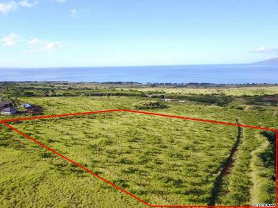 Residential Lots & Land For Sale: 123 Punakea Loop #18A