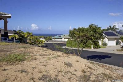 Wailuku Residential Lots & Land For Sale: 18 One Kea Pl