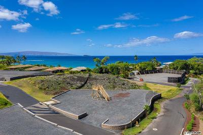 Maui County Residential Lots & Land For Sale: 5405 Makena Rd #Lot 4