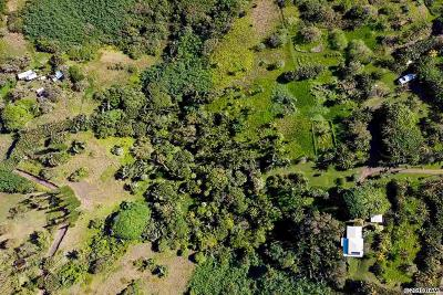 Maui County Residential Lots & Land For Sale: 70 Hoolawa Rd