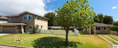 Single Family Home For Sale: 10 Kili Nahe St
