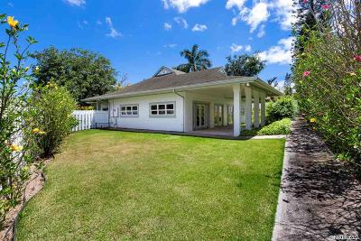 Pukalani Single Family Home For Sale: 2860 Ualani Pl