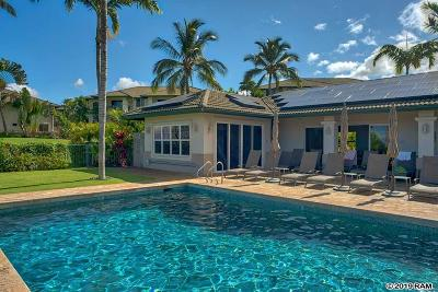 Wailea Fairway Villas Condo/Townhouse For Sale: 3950 Kalai Waa St #L103