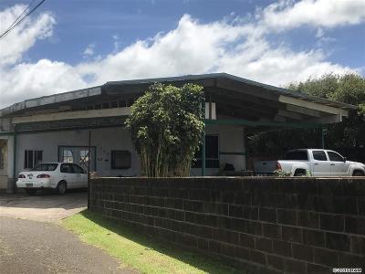 Makawao Single Family Home For Sale: 1045 Mahanani Pl