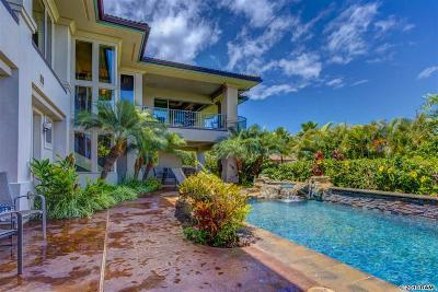 Kaanapali Single Family Home For Sale: 324 Aalii Way