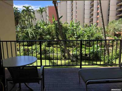 Condo/Townhouse For Sale: 3445 Lower Honoapiilani Rd #237