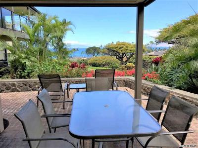 Maui County Condo/Townhouse For Sale: 3600 Wailea Alanui Dr #2001