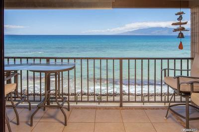 Maui County Condo/Townhouse For Sale: 3785 Lower Honoapiilani Rd #310