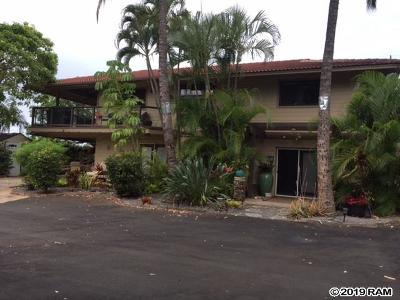 Kihei HI Single Family Home For Sale: $1,319,900