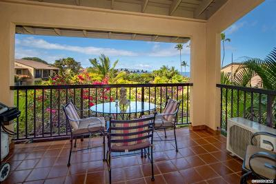 Maui County Condo/Townhouse For Sale: 3300 Wailea Alanui Dr #44E