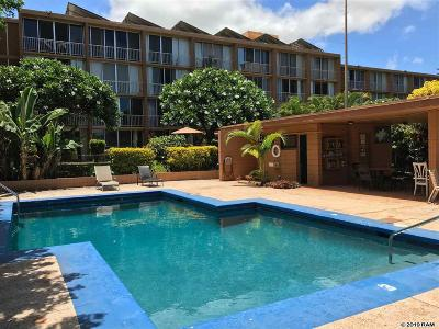 Condo/Townhouse For Sale: 3660 Honoapiilani Rd #108