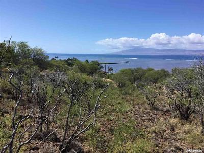 Maui County Residential Lots & Land For Sale: Makaiki Rd #256