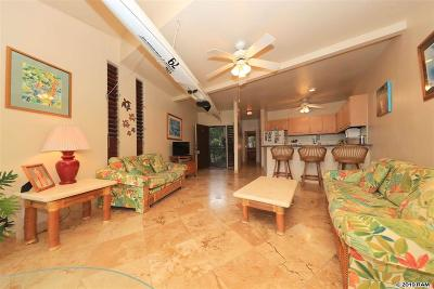 Maui County Condo/Townhouse For Sale: 3959 Lower Honoapiilani Rd #203